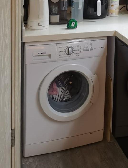 西門子洗衣機 (WM08E062BU), 1500轉 WD15G421HK_洗/乾衣機_大型電器_家庭電器_Livingcare.生活好棧