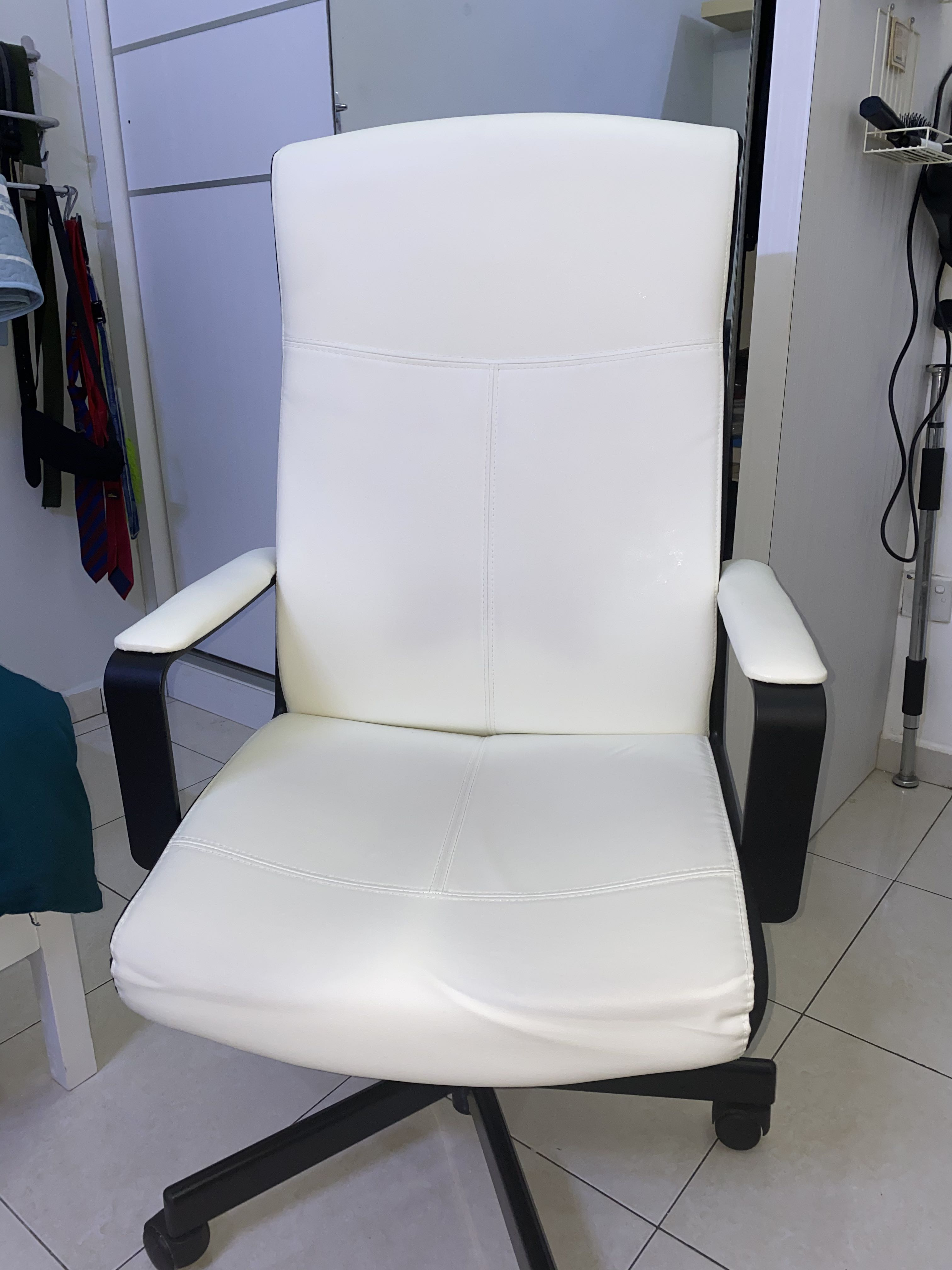 Office Chair Ikea Millberget Home Furniture Others On Carousell