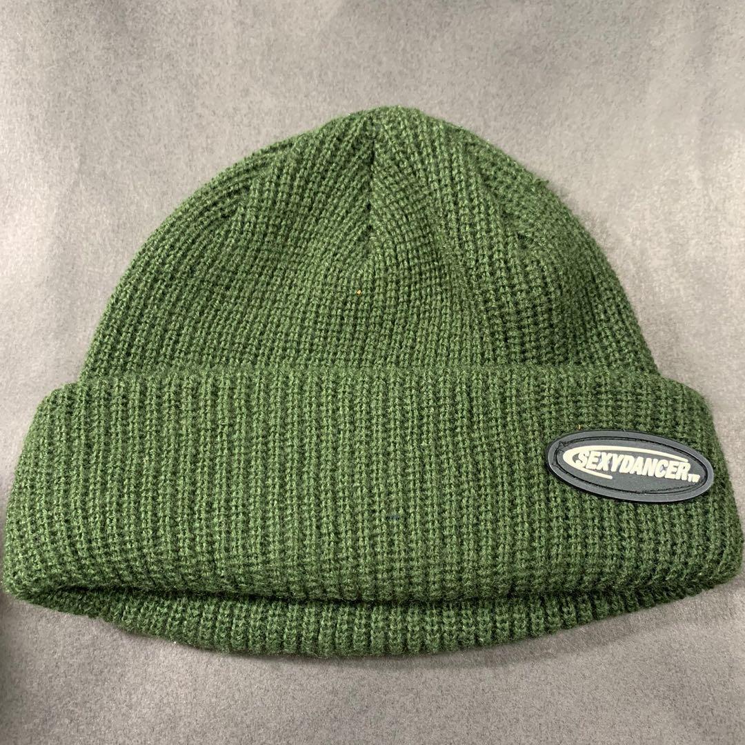SEXYDANCER 毛帽 綠. 他的時尚. 飾品配件在旋轉拍賣