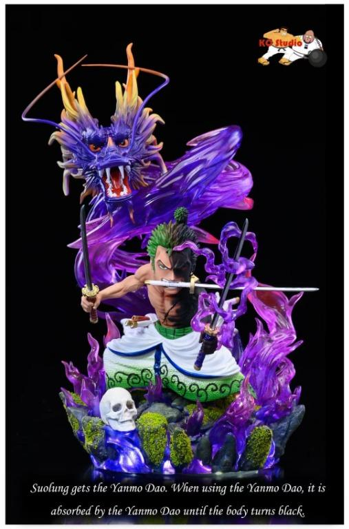 One Piece Treasure Cruise Jv : piece, treasure, cruise, STUDIOS, PIECE, RORONOA, SWORD, STATUE,, Hobbies, Toys,, Games, Carousell