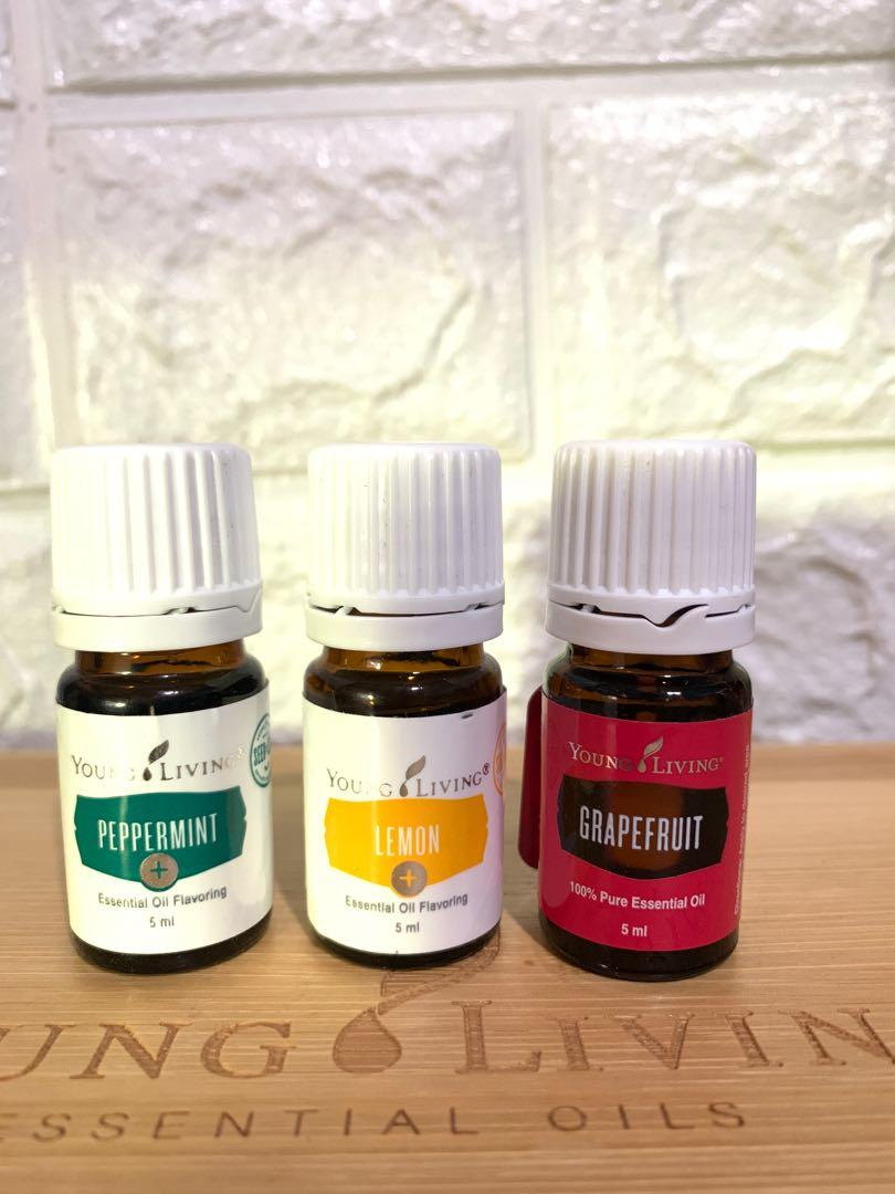 Essential Oils Weight Loss Trio : essential, weight, Weight-loss, Trio,, Health, Beauty,, Perfumes,, Care,, Others, Carousell