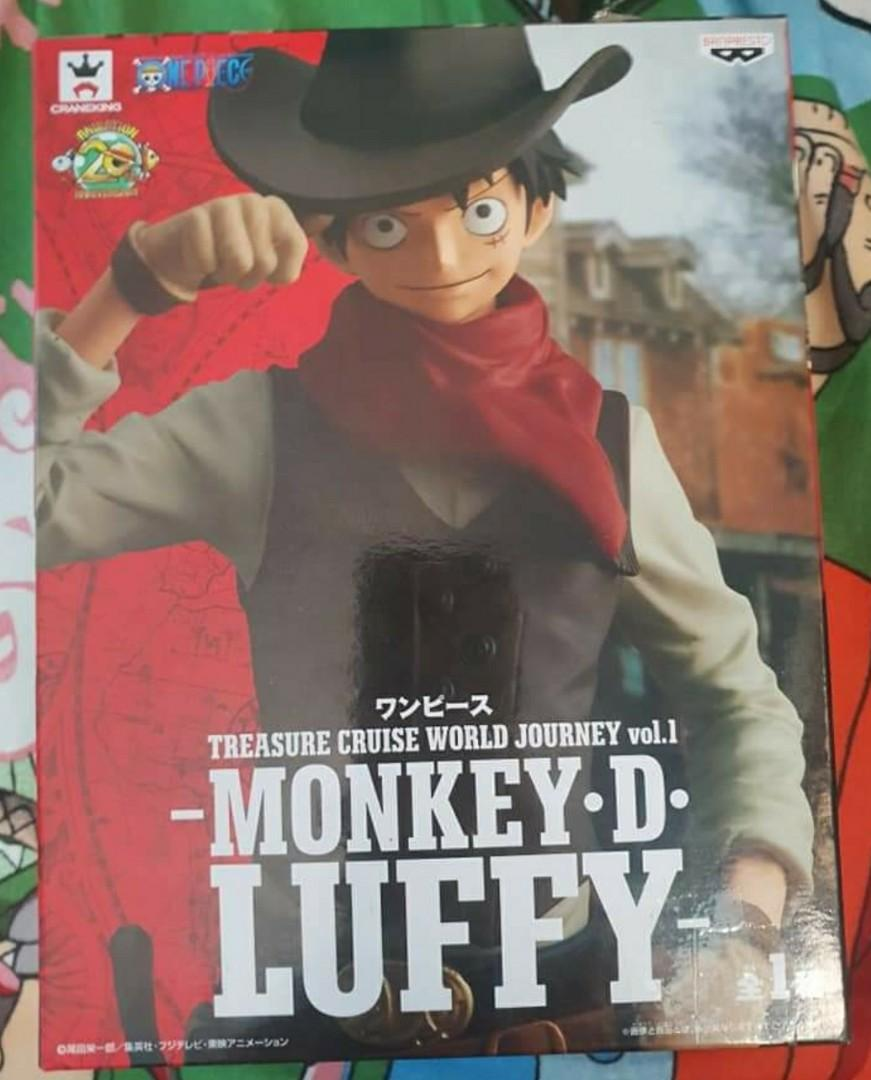 One Piece Treasure Cruise Jv : piece, treasure, cruise, Treasure, Cruise, Luffy, Murayta!!,, Hobbies, Toys,, Games, Carousell