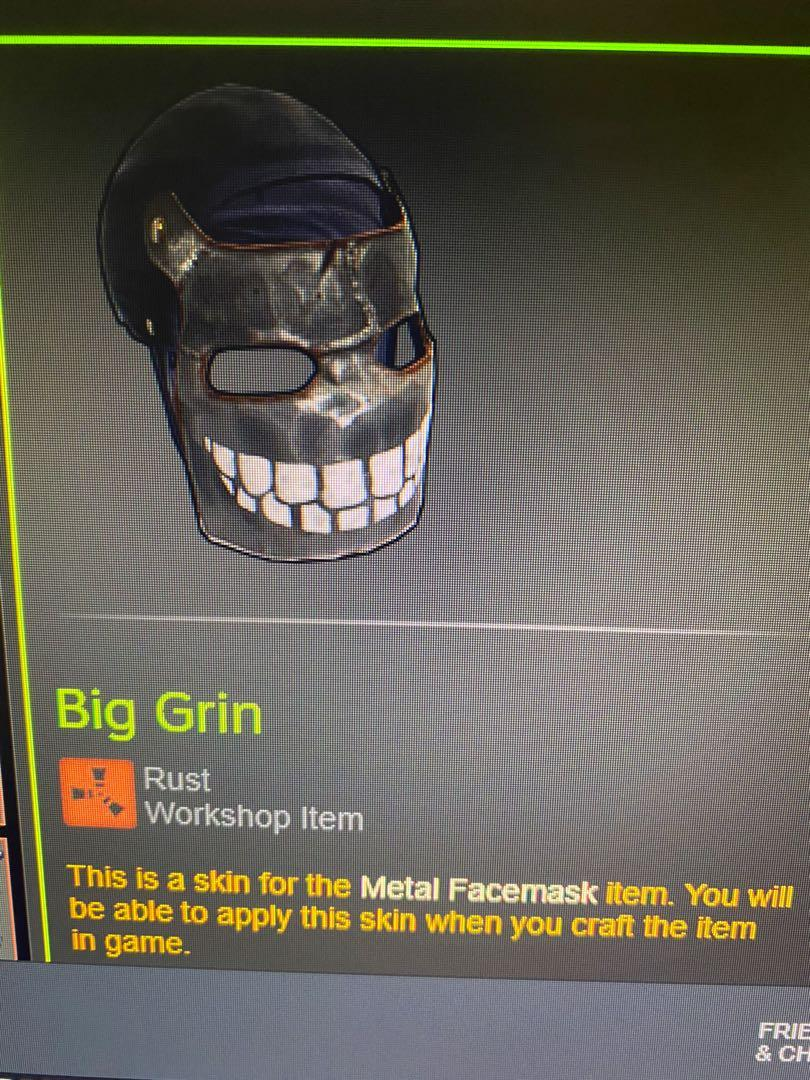 Rust Skin Store : store, Rust,, Games,, Video, Gaming,, Others, Carousell