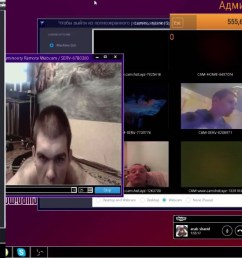 hackers broadcast live footage from hacked webcams on youtube and trolls are loving it [ 1366 x 768 Pixel ]