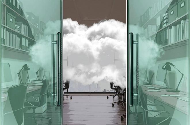 Migration into the public cloud