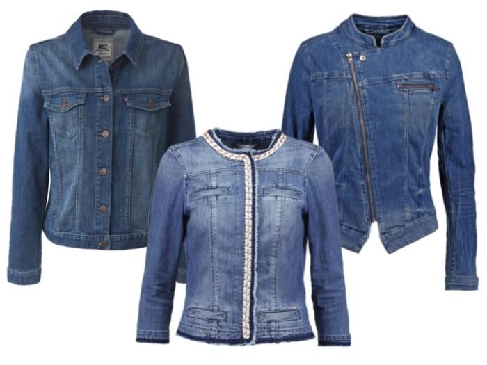 Jeanstjejer se hit! Här kommer 11 jeansjackor som du garanterat kommer att gilla om du är förtjust i vårens jeanstrend!