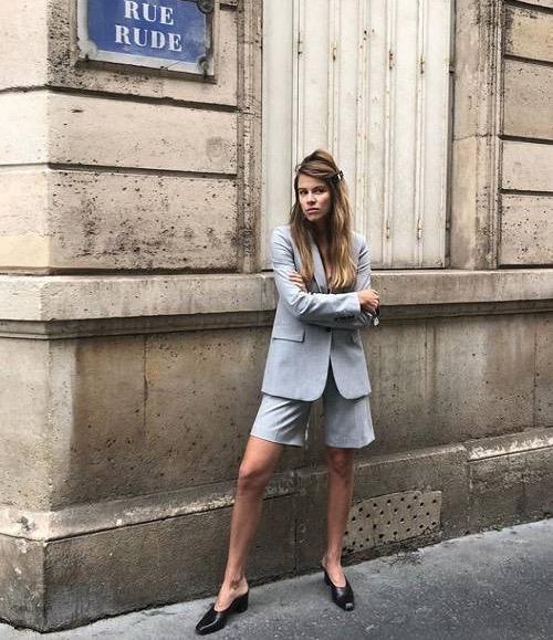 Stilanalysen: shorts på jobbet – går det?