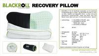 blackroll recovery pillow lxbxh 49x28x11 cm
