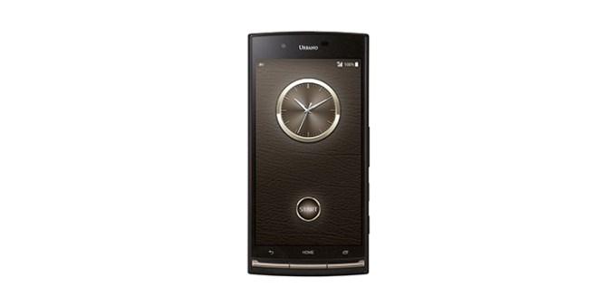 URBANO V02 Snapdragon 400 MSM8928 1.4GHz 4コア