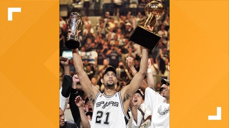 Watch Tim Duncan named to NBA seventy fifth Anniversary Staff – Google NBA News