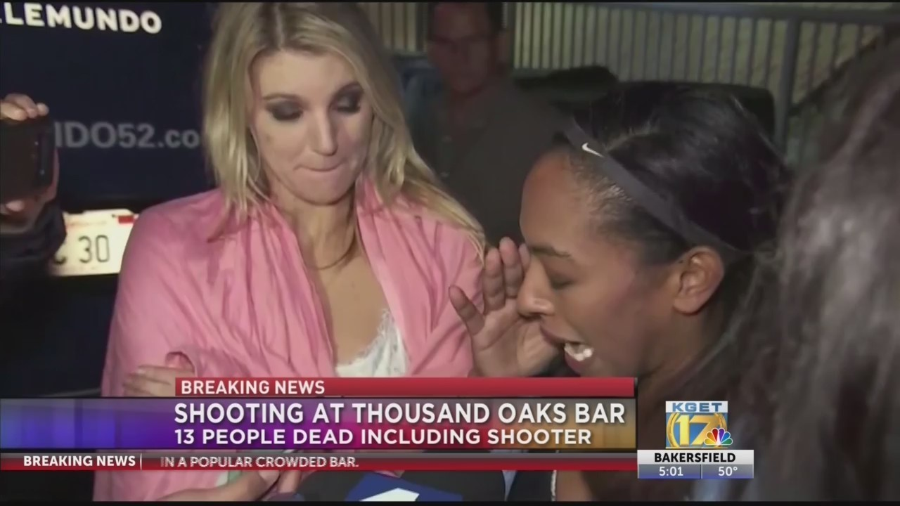 Mass Shooting At Thousand Oaks Bar Leaves 13 Dead