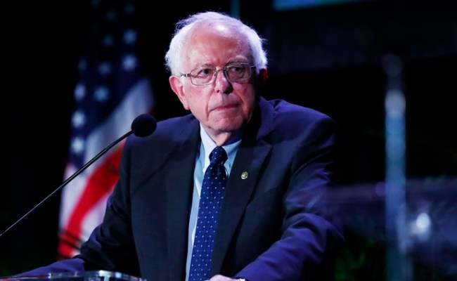 Sanders Says His Climate Plan Would Create 20 Million Jobs