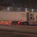 Dodge Charger Crushed Under Big Rig In Wreck Along Houston S I 10 Khou Com