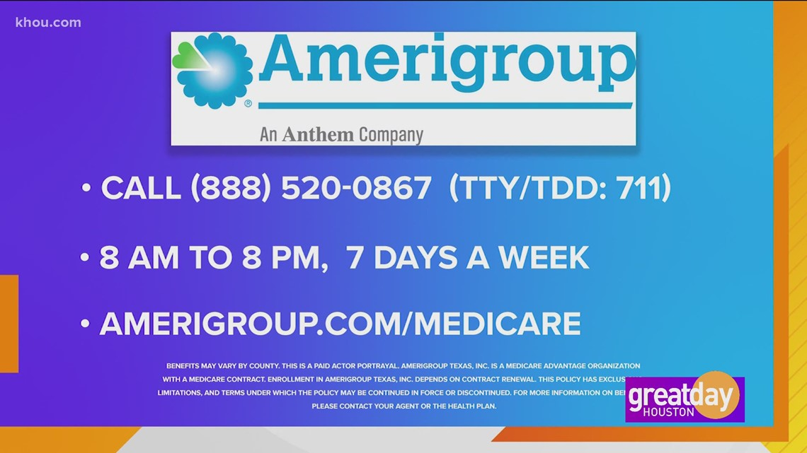 Amerigroup creates a better healthcare experience for ...