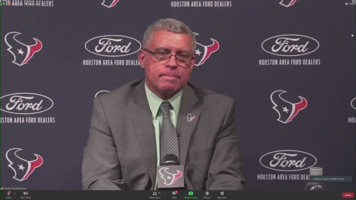 Houston Texans hire David Culley as new head coach | khou.com