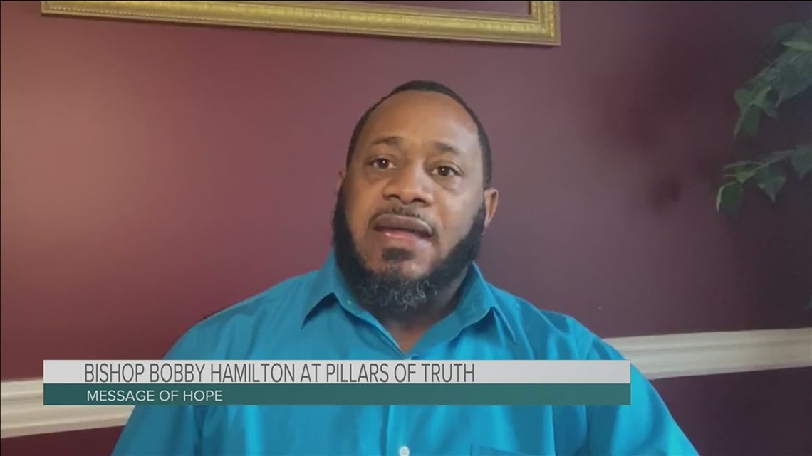 Ch. 24 Message hope Bishop Bobby Hamilton. Pillars of Truth Churc   khou.com