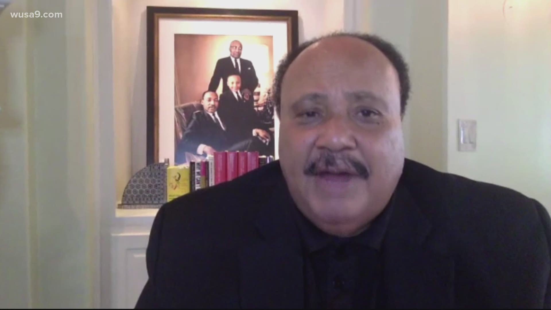 Martin Luther King Iii S Call To Action For March On