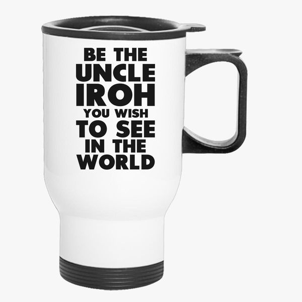 be the uncle iroh