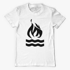 Hot Water Music Shirt Canine Anatomy Diagram Men S T Kidozi Com