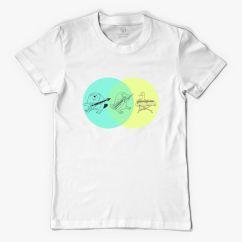 Platypus Venn Diagram Dish Network Multiswitch Keytar Men S T Shirt Kidozi Com
