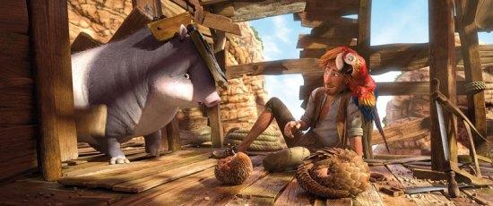 Neustadt-Kino-Tipp: Robinson Crusoe