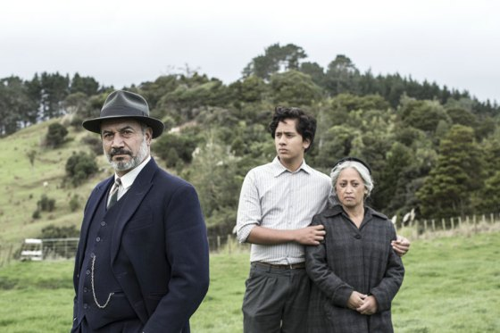 Neustadt-Kino ab 15. September: Mahana - eine Maori-Saga