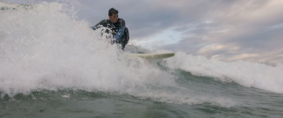 Neustadt-Kino ab 6. April: Gaza Surf Club