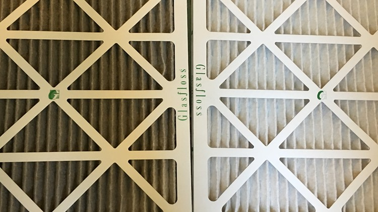 Box Fan Furnace Filter