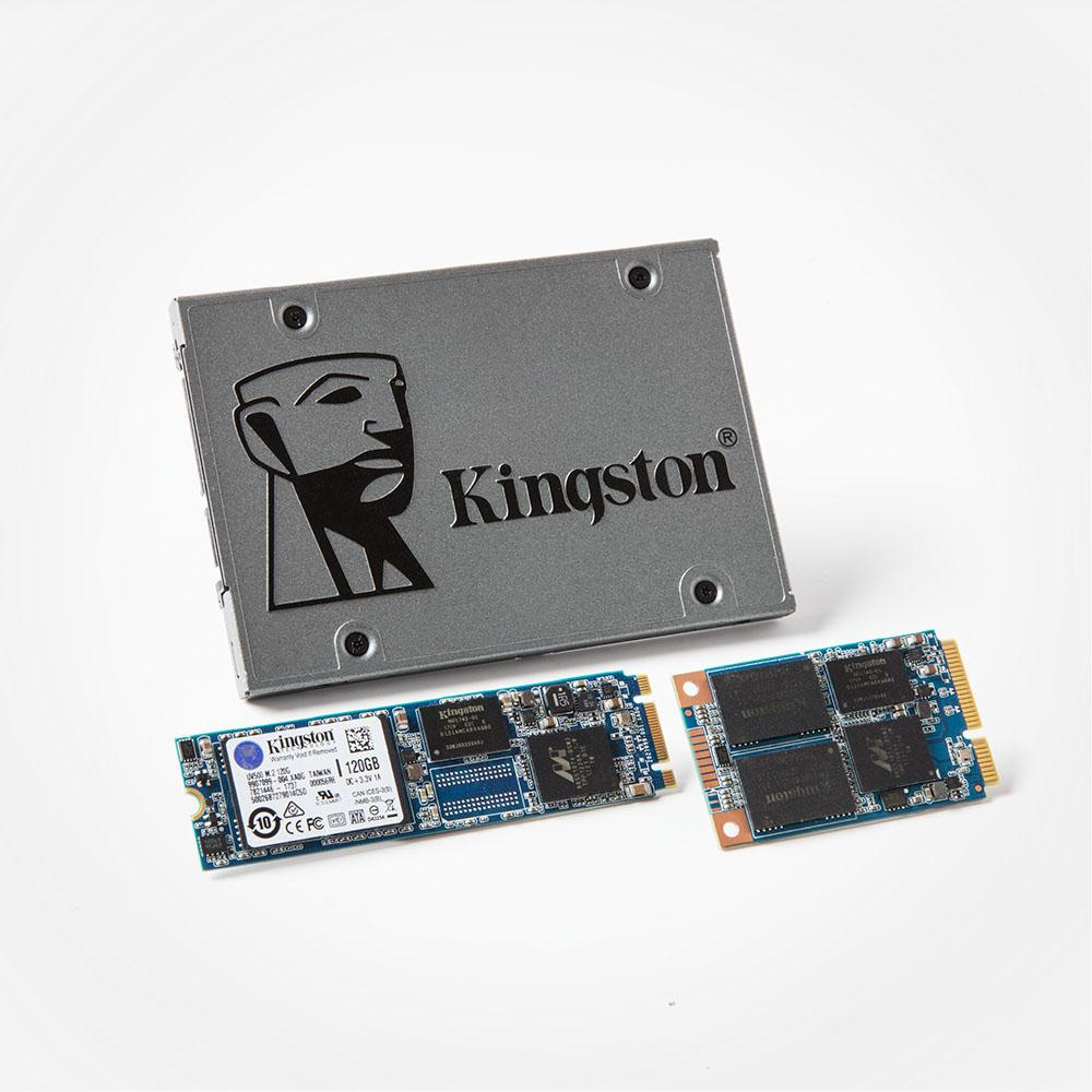 Kingston UV500 SSD - 240GB   Edullinen