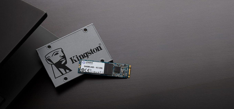 Unidad de estado sólido A400 – 120GB a 1,92TB | Kingston