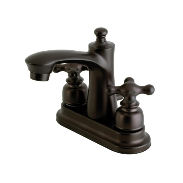 4 inch oil rubbed bronze bathroom faucets Kingston Brass FB7625AX 4-Inch Centerset Lavatory Faucet, Oil Rubbed Bronze | Kingston Brass