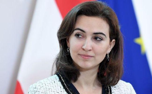 Coronavirus Justizministerin Alma Zadic Berichtet über
