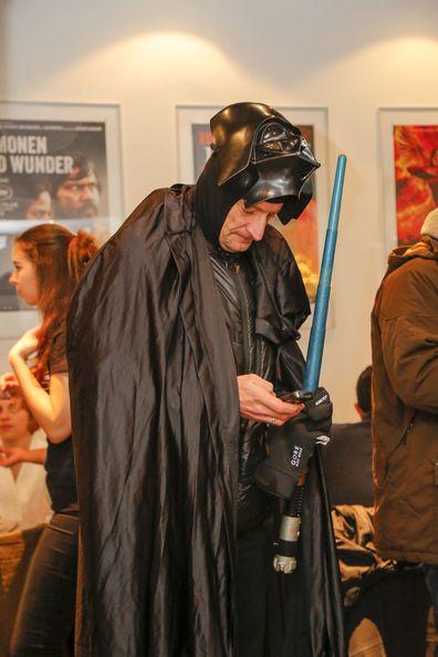 Nachts im Kino Star Wars MitternachtPremiere im Grazer