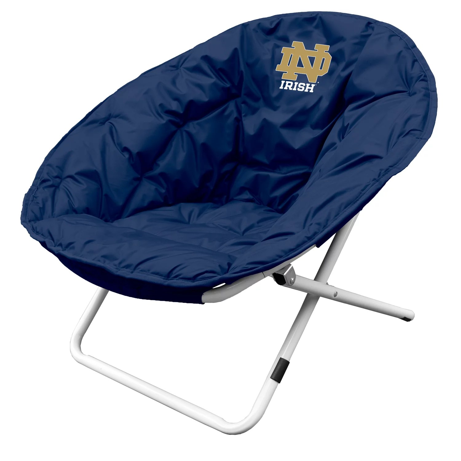 notre dame chair pillow for back pain fighting irish sphere