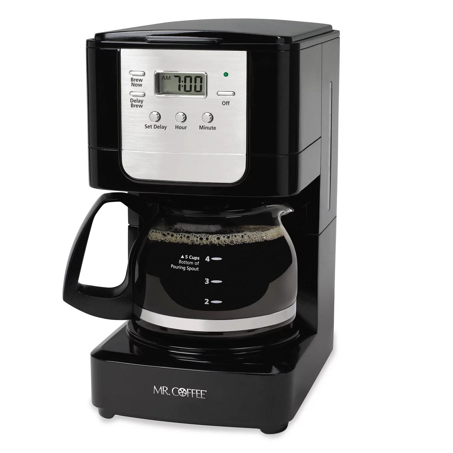 Mr Coffee 5Cup Programmable Coffee Maker