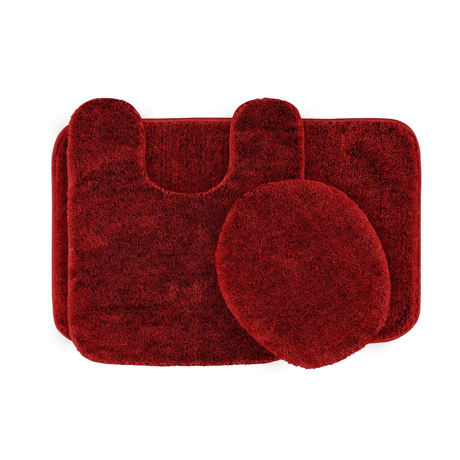 Red Bathroom Rug Red Rugs For Bathroom My Web Value