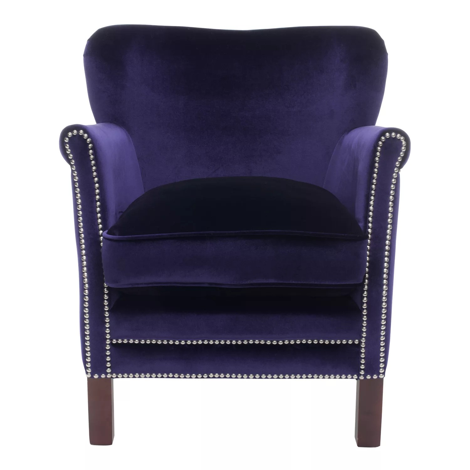 Royal Blue Chair Safavieh Jenny Royal Blue Armchair
