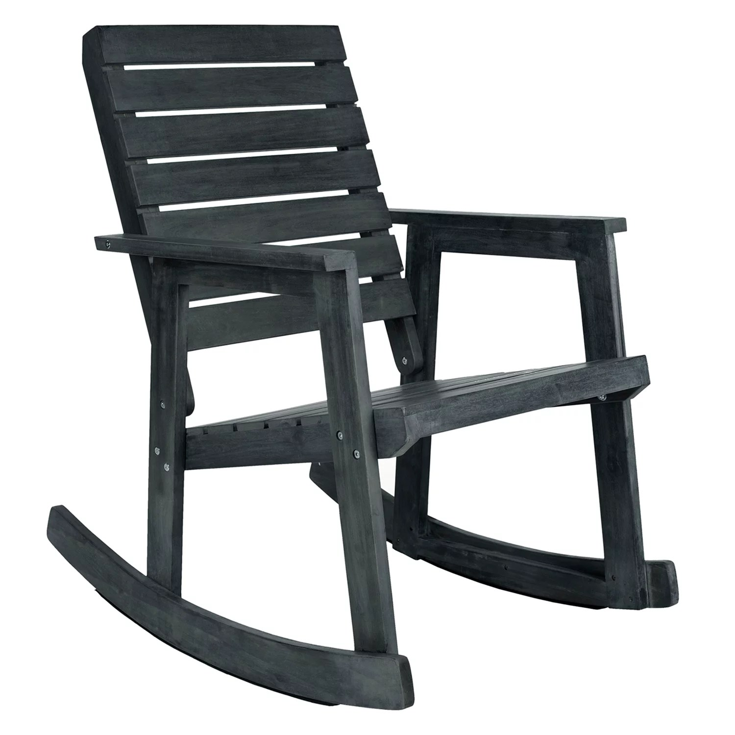 indoor rocking chair space saver high chairs gliders furniture kohl s safavieh alexei outdoor