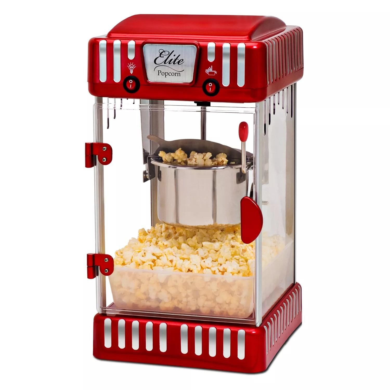 costco small kitchen appliances farm sink elite classic 2.5-oz. tabletop kettle popcorn maker