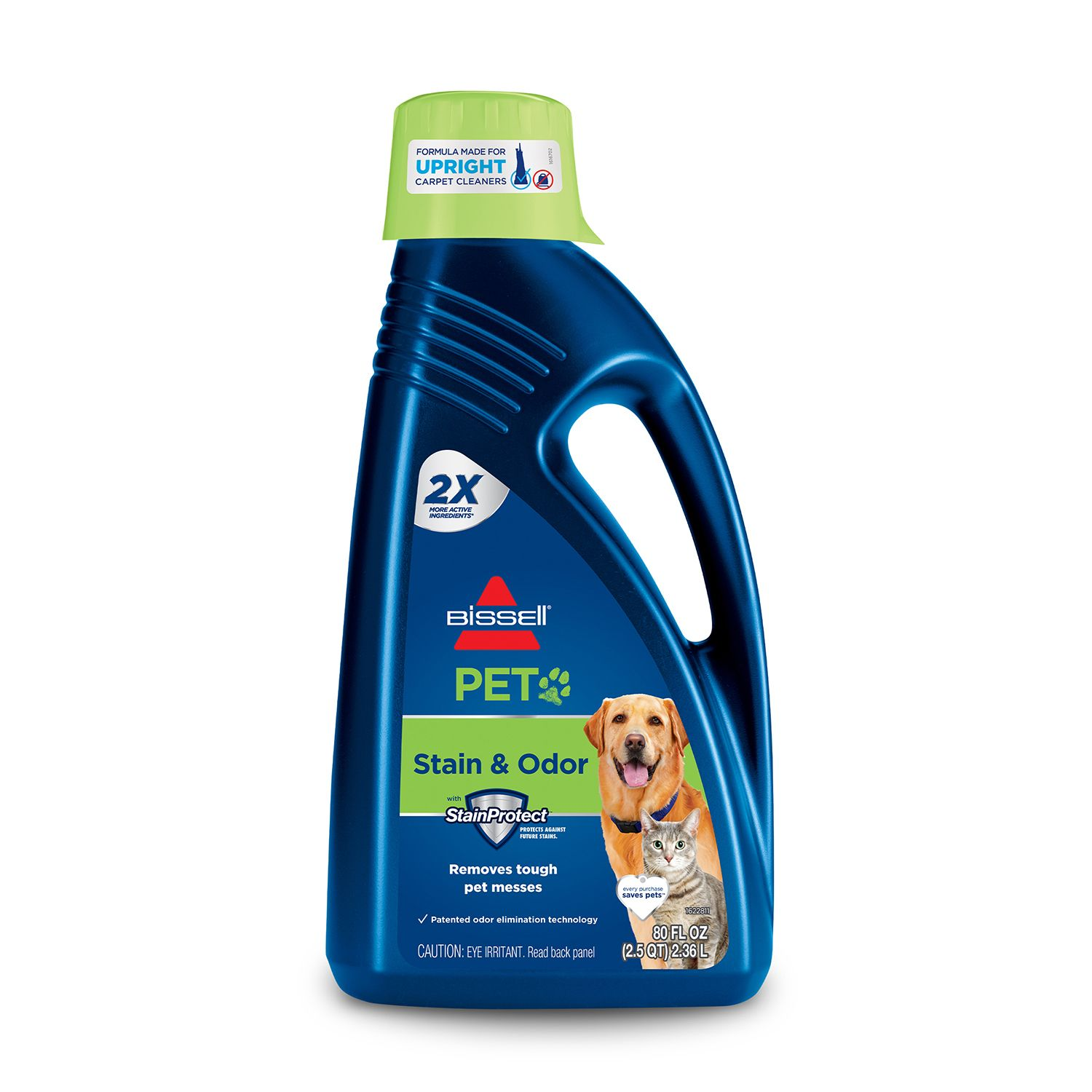 BISSELL DeepClean Pet Stain and Odor Remover