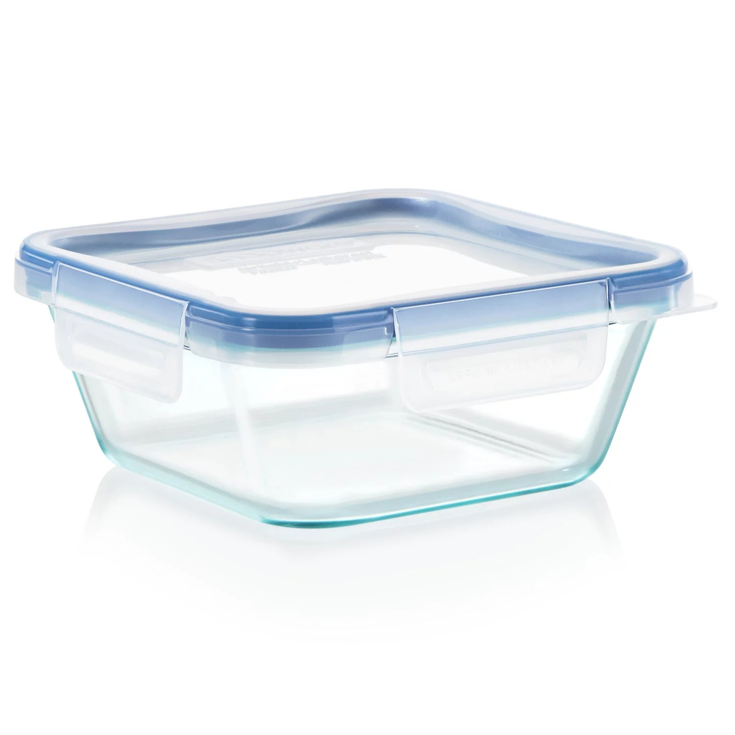 Snapware Total Solution Pyrex 4cup Covered Square Container