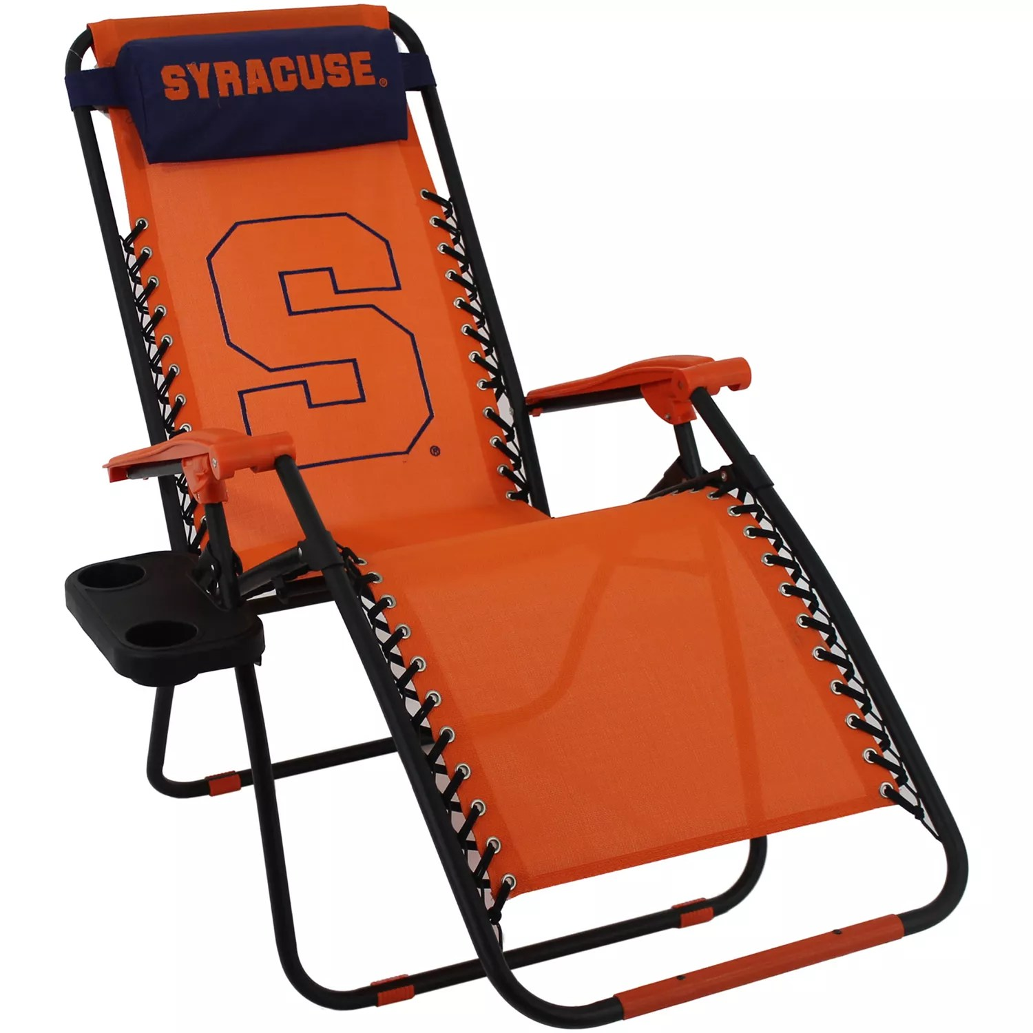 kohls zero gravity chair cover alternatives wedding chairs kohl s college covers syracuse orange