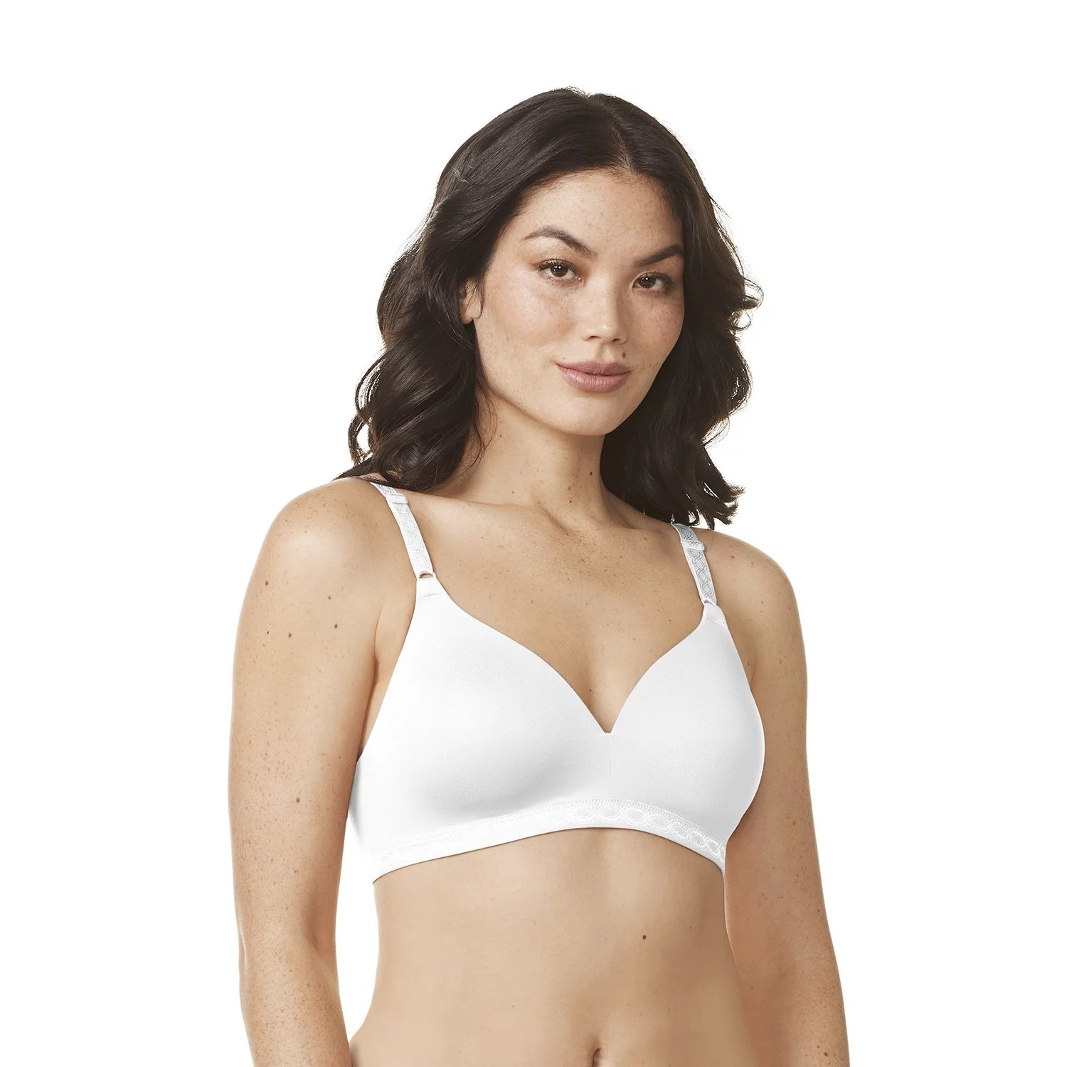Warner   bra cloud full coverage wire free contour women also rh kohls