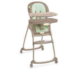 Ingenuity High Chair 3 In 1 Cover Patio Sling Replacement Trio Whimsical Wonders