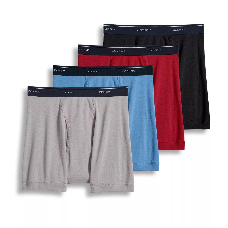 also men   jockey pack classic full rise boxer briefs rh kohls