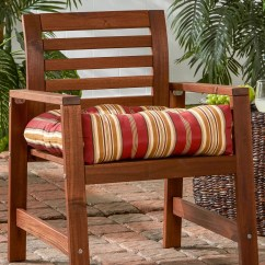 Kohls Outdoor Chair Cushions Swing Singapore Polyester Nylon Fill Pads Greendale Home Fashions Cushion