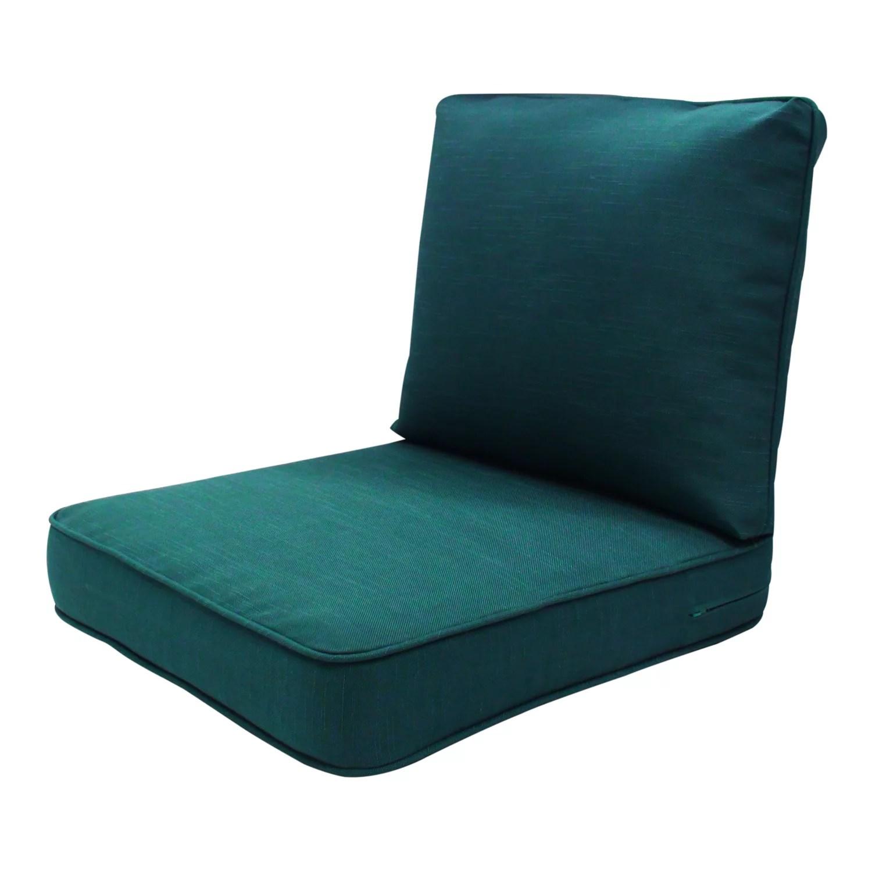 sonoma goods for life presidio 2 pc patio chair seat cushion set outdoor