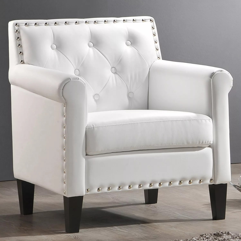 dorm chairs kohls tufted leather office chair canada baxton studio thalassa arm