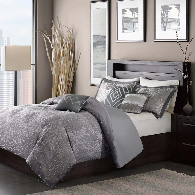 Madison Park Crawford 7 Pc Comforter Set