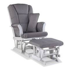 Delta Avery Nursery Glider Chair Grey Desk Leather Rocking Chairs Gliders Furniture Baby Gear Kohl S Storkcraft Tuscany Custom And Ottoman Set